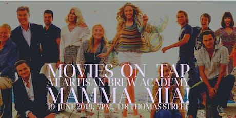 Movies On Tap: Mamma Mia! tickets