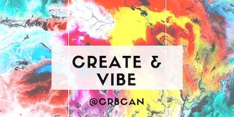 Creative Canvas Tour - Washington, DC tickets