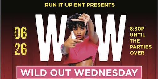 W.O.W. Wednesday Señor Frogs  6.26 !!!