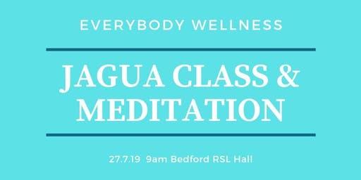 Everybody Wellness JAGUA® & Meditation workshop
