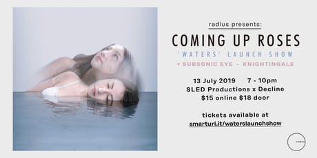 Coming Up Roses: 'Waters' Album Launch tickets