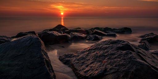 Rehoboth Beach Photography Sunrise Tour