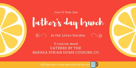 Father's Day Syrian Brunch tickets
