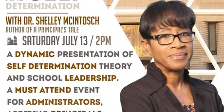 A Principal's Tale with Dr. Shelley McIntosh tickets