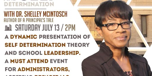 A Principal's Tale with Dr. Shelley McIntosh
