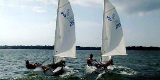 Sailing with Shino (9th Annual)