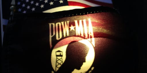 POW MIA Candlelight Ceremony