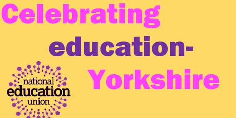 Celebrating Education- Yorkshire tickets