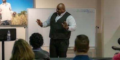 Pai Workshop Series- Having The Right Mindset-Dr. Roshon Bradley