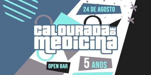 CALOURADA 5 ANOS MEDICINA FAMINAS BH