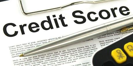 """""""Improving Your Credit"""" Webinar/Workshop tickets"""
