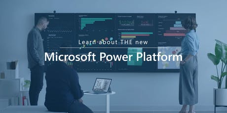Online Bootcamp: Getting Started with Microsoft Power Platform and Common Data Service tickets