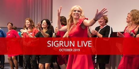SIGRUN LIVE Sunday Workshops tickets