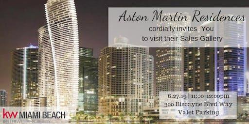 Aston Martin Residences Tour