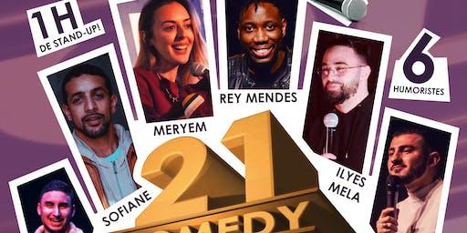 21 Comedy Folks #3 - Standup