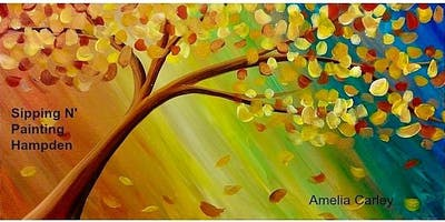 Paint Wine Denver Whisperings Tues July 16th 6:30pm $30