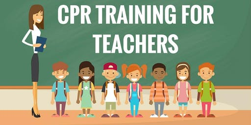 School Staff- Adult/ Child/ Infant CPR,AED, First Aid Training