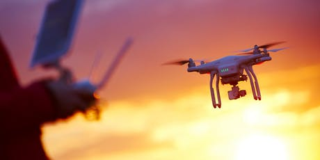 Building a Successful Drone Business - 5th Sept- Free Seminar  tickets