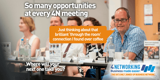 4N Networking Falkirk 9th July 2019