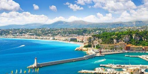 Summer weekend ☼ Côte d'Azur ※ 2019