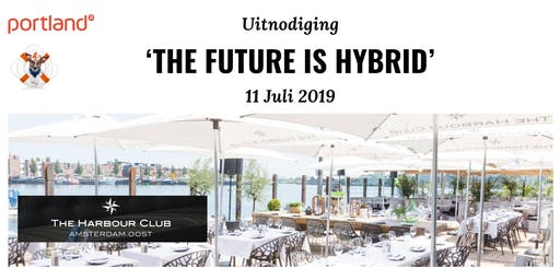 Portland seminar: 'The Future is Hybrid'