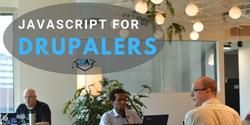 JavaScript for Drupalers: Let's learn this
