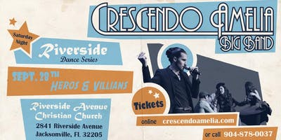Riverside Dance Series with Crescendo Amelia