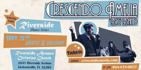 Riverside Dance Series with Crescendo Amelia tickets