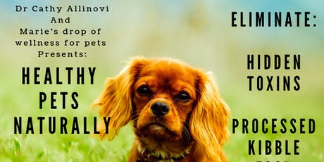 Healthy Pets Naturally tickets