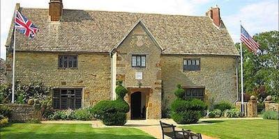 OMC Visit to Sulgrave Manor