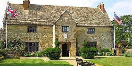 OMC Visit to Sulgrave Manor