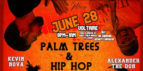 Palm Trees & Hip Hop tickets