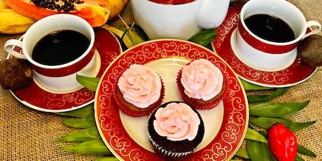 Sweet Homage Pop-up & Caribbean High Tea tickets