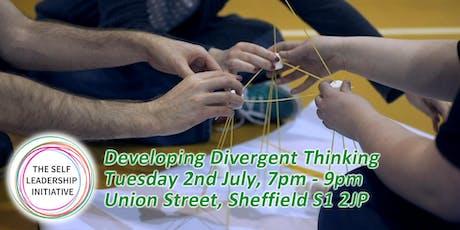 Developing Divergent Thinking tickets