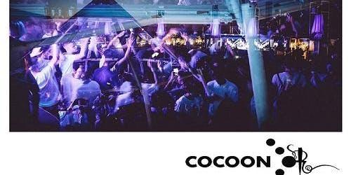 Mercoledi 24 Luglio 2019 Cocoon Villa delle Rose Riccione