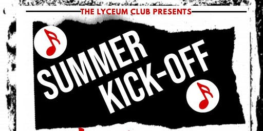 Kick Off the Summer with Blame the Dog and Blue Mountain