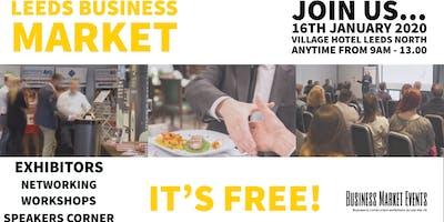 Leeds Business Market