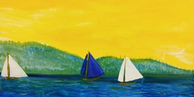 Paint Wine Denver Lake Dillon Tues August 20th 6:30pm $30