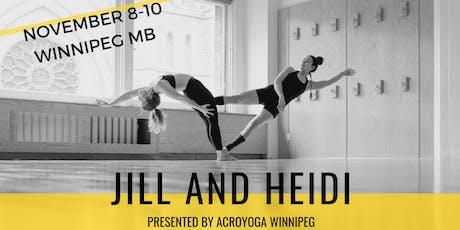Jill & Heidi: Winnipeg Weekend Intensive tickets