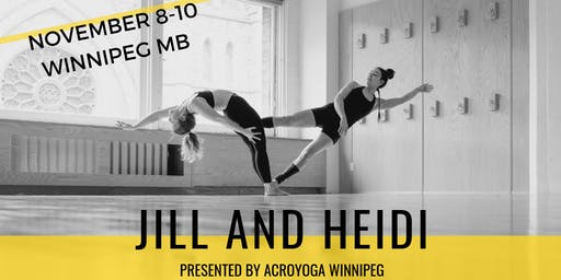 Jill & Heidi: Winnipeg Weekend Intensive