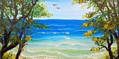 Paint Wine Denver Lake Hideaway Tues August 27th 6:30pm $30 tickets