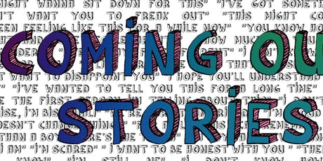 Coming Out Stories- The Power of Telling Our Truth tickets