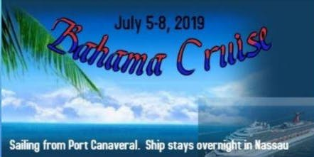 July 4th Bahamas Cruise.  Transportation from Charlotte NC