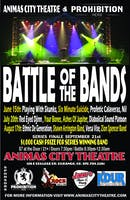ANIMAS CITY THEATRE & PROHIBITION HERB: BATTLE OF THE BANDS