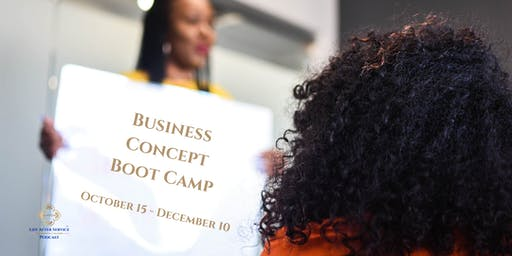 Business Concept Boot Camp