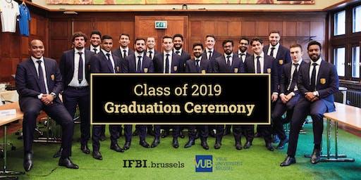 IFBI Class of 2019 Graduation Ceremony