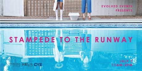 Stampede to the Runway - Poolside Show tickets
