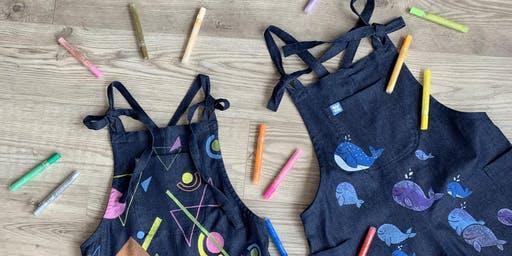 Fashion Yak'tivist : paint your dungarees !