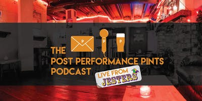 Post Performance Pints #9 - Duane Doogan