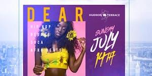 Dear Summer Day Party @ Hudson Terrace